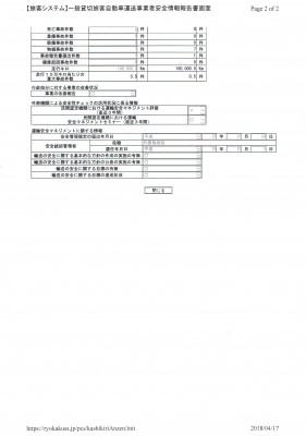 H29年度 一般貸切自動車運送事業者安全情報報告書3